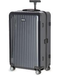 Rimowa   Blue Salsa Air Four-wheel Suitcase 68cm   Lyst