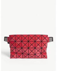 Bao Bao Issey Miyake Bao Issey Miyake Ladies Red Prism Belt Bag in ... 35b54ba27a7ef