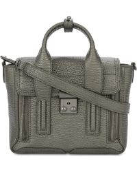 3.1 Phillip Lim | Multicolor Mini Pashli Leather Satchel | Lyst
