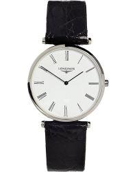 Longines   Gray L47094112 La Grande Classique Watch for Men   Lyst