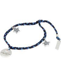 Marc Jacobs | Blue Coin Friendship Bracelet | Lyst
