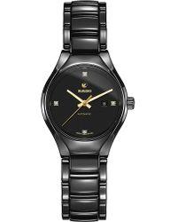 Rado   Multicolor R27242712 True Ceramic And Diamond Watch   Lyst