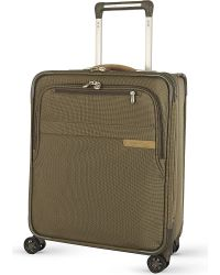 Briggs & Riley - Green Intern Four-wheel Spinner Suitcase 53cm for Men - Lyst