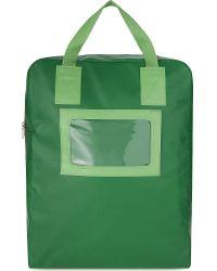 Comme des Garçons - Green Neon Tarpaulin Backpack - Lyst