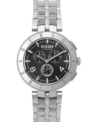 Versus  - Metallic S76140017 Logo Chrono Stainless Steel Watch for Men - Lyst