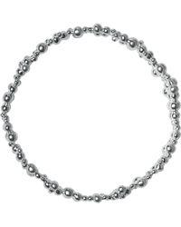 Links of London - Metallic Effervescence Bubble Bangle - Lyst