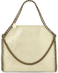 Stella McCartney - Yellow Falabella Faux-leather Cross-body Bag - Lyst