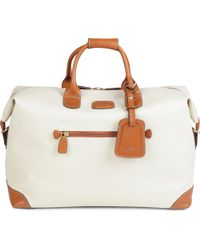 Bric's - White Firenze Small Clipper Holdall for Men - Lyst