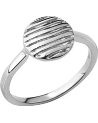 Links of London - Metallic Thames Sterling Silver Ring - Lyst