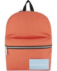 Calvin Klein - Black Logo Backpack for Men - Lyst