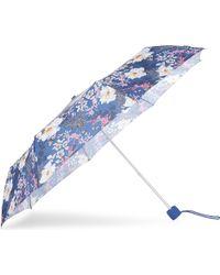 Fulton - Blue Bird In Paradise Umbrella - Lyst