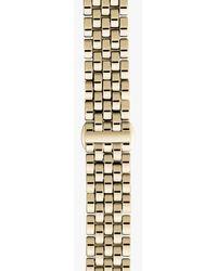 Shinola | Metallic 20mm Yellow Gold Bracelet | Lyst