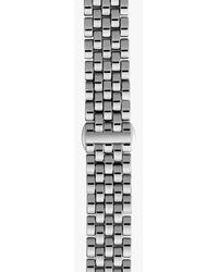 Shinola   Metallic 18mm Stainless Steel Bracelet   Lyst