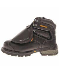 Caterpillar - Black Ergo Flexguard Steel Toe for Men - Lyst