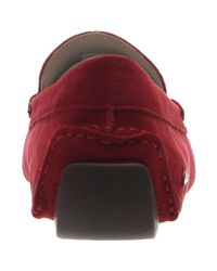 Lacoste - Red Piloter 316 1 for Men - Lyst