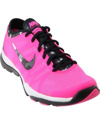 05702e1f08609 Lyst - Nike Flex Supreme Tr 3 Flex Supreme Tr 3 in Pink