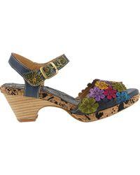 Spring Step - Multicolor Zalma Slingback - Lyst