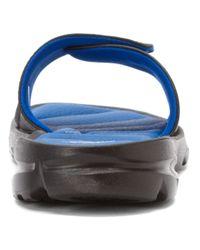 New Balance - Blue Rev Plush2o Slide for Men - Lyst
