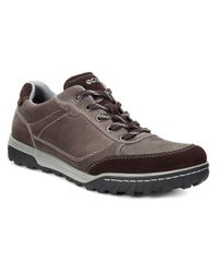 Ecco - Brown Urban Lifestyle Low for Men - Lyst