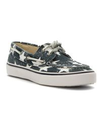 Sperry Top-Sider - White Bahama Stars & Stripes - Lyst