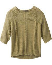 Prana - Green Getup Sweater - Lyst