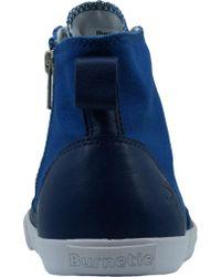Burnetie | Blue High Top Vintage for Men | Lyst