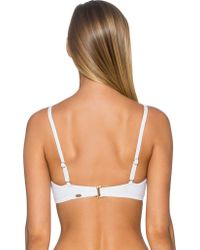 Sunsets - Multicolor Iconic Twist Underwire Twist Bandeau - Lyst