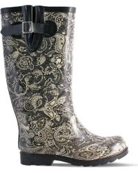 Nomad - Black Puddles Boot - Lyst