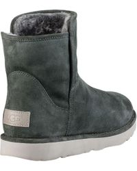 Ugg - Gray Abree Mini Bootie - Lyst