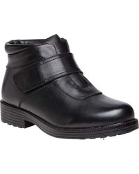 Propet - Black Tyler Ankle Strap Boot - Lyst