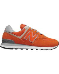 New Balance - Multicolor M574 Sneaker for Men - Lyst