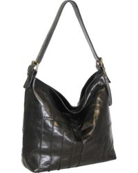 Nino Bossi - Black Lilac Bouquet Shoulder Bag - Lyst