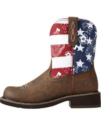 Ariat - Brown Fatbaby Heritage for Men - Lyst