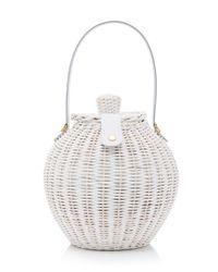 Ulla Johnson - Tatou Basket White - Lyst