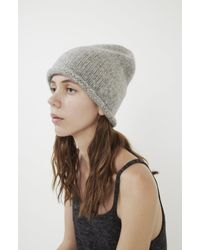 f9a97c3ac9382 Lauren Manoogian. Women s Alpaca Crown Beanie