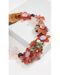 Lizzie Fortunato - Multicolor Mariposa Necklace - Lyst