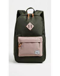 7853037cd38 Herschel Supply Co. Women s Heritage Mid Volume Backpack