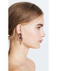 Kate Spade - Multicolor Garden Garland Statement Earrings - Lyst