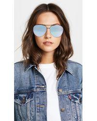 Quay - Multicolor Cool Innit Sunglasses - Lyst