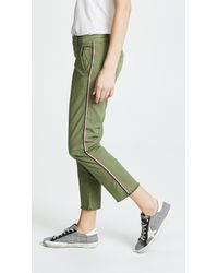 Sundry - Green Le Soleil Pants - Lyst