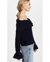 Ella Moss - Blue Jasinda Sweater - Lyst