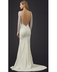 Katie May - White Verona Gown - Lyst