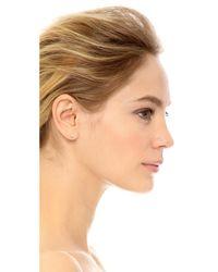 Ariel Gordon | Pink Mini Circle Stud Earrings | Lyst