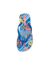 Ipanema - Blue Carmen Flip Flops - Lyst