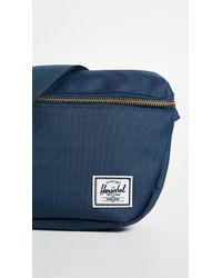 Herschel Supply Co. - Blue Fifteen Fanny Pack - Lyst