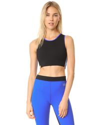 Monreal London - Blue Athlete Top - Lyst