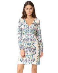 Ella Moss - Natural Lover Tapestry Dress - Lyst