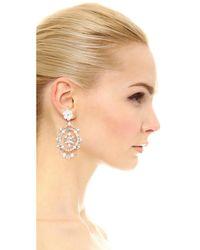 Kate Spade - Multicolor Garden Party Statement Earrings - Lyst