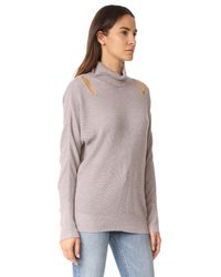 Ella Moss - Multicolor Riley Sweater - Lyst
