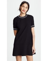 Rag & Bone - Black Thatch Dress - Lyst